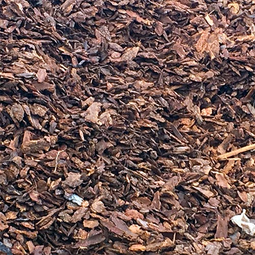 mulch bark wood